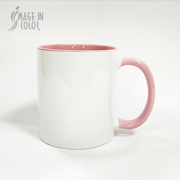 粉紅色內彩杯