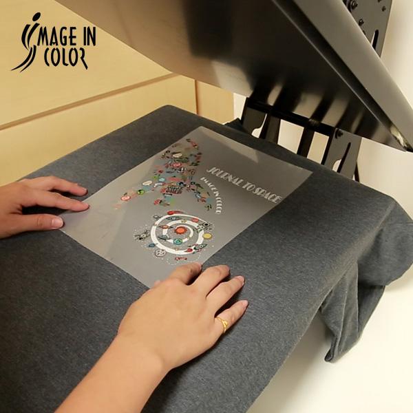 Dark No Cut Laser Transfer Paper