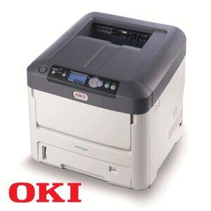 OKI White Toner Laser Printer