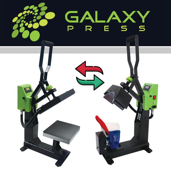 2in1 Galaxy Cap Heat Press