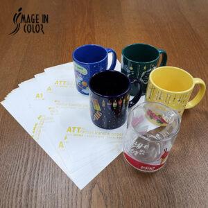 Mug Laser Transfer Paper